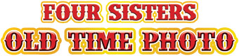 Four Sisters Old Time Photo logo